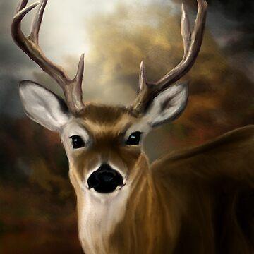 Deer by kek19