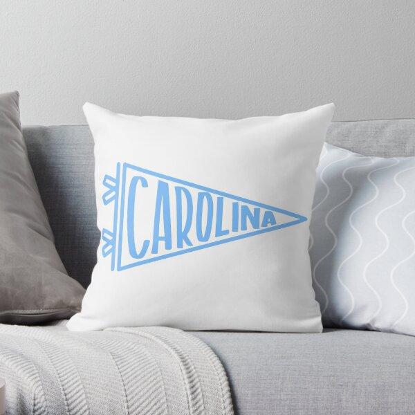 UNC Chapel Hill Carolina Pennant Throw Pillow