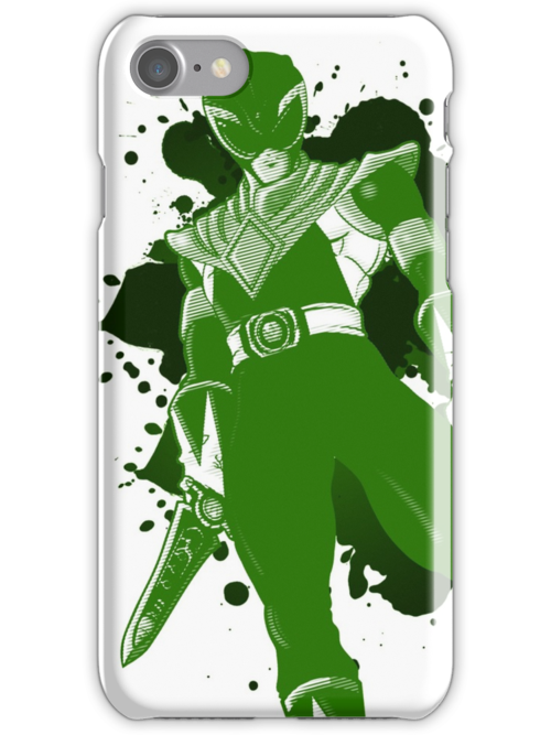 Green Ranger by dee9922