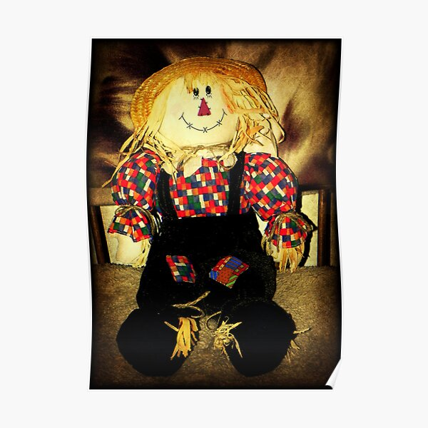 Mr. Scarecrow © Poster