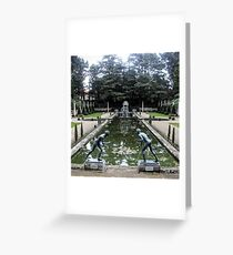 Compton acres  Greeting Card