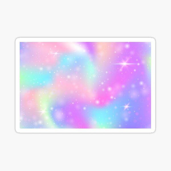 Pastel Unicorns At Play™ Sticker
