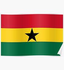 Ghana - Standard Poster