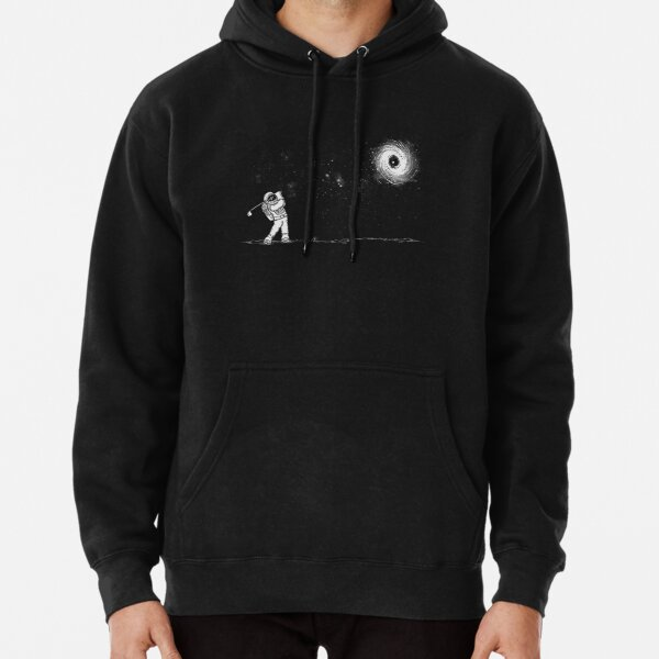 Black Hole In One Pullover Hoodie