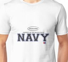 US Navy Unisex T-Shirt