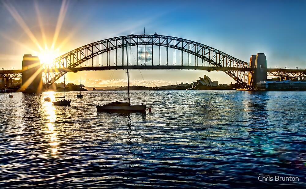 Wake up Sydney by Chris Brunton