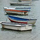 Row,row,row of boats by yook