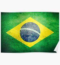 Brazil - Vintage Poster