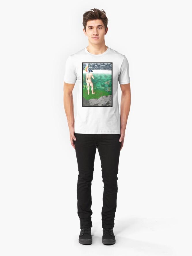 Alternate view of Kingdom Slim Fit T-Shirt