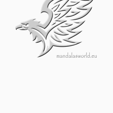 Amerindian Eagle n2 Lightgrey by Phylosoft