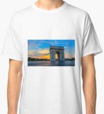Arc De Triomphe 7 Classic T-Shirt
