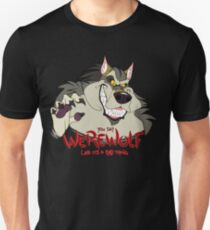 You Say Werewolf Like It's a Bad Thing, Ver. 2.0 (Dark Colors) T-Shirt