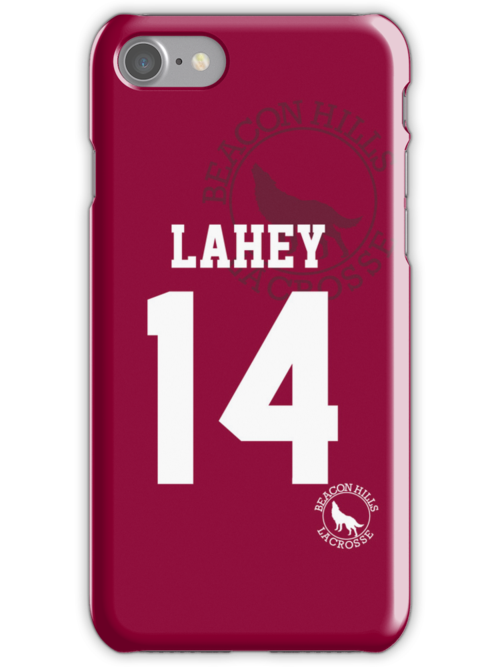 "Teen Wolf - ISAAC ""LAHEY 14"" Lacrosse by kinxx"