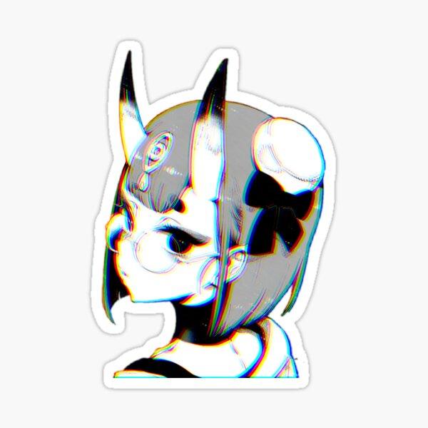 Shuten Dōji Sticker