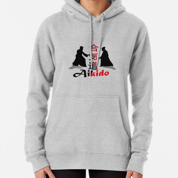 Aikido Pullover Hoodie
