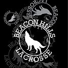 Beacon Hills Lacrosse Team Logo - V1 by kinxx