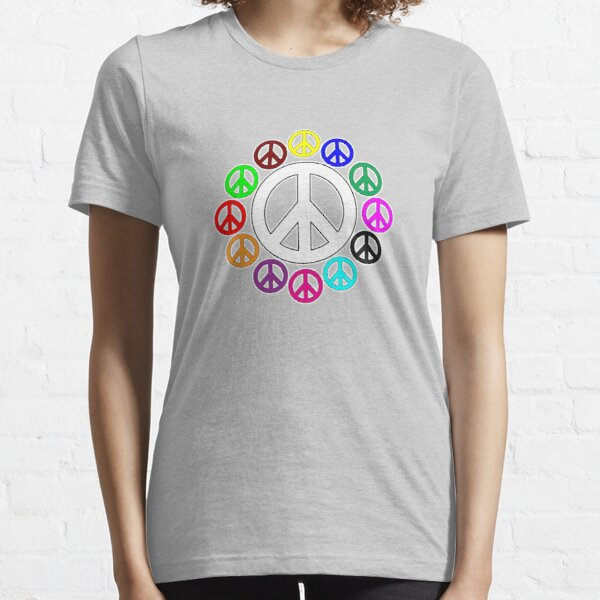 surrounded by peace Essential T-Shirt