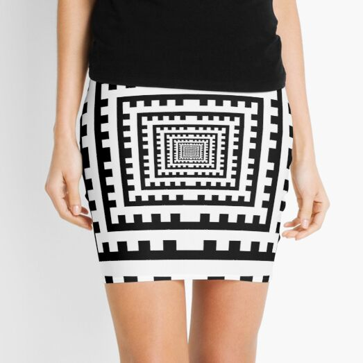 Template Mini Skirt