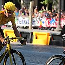 Bradley Wiggins - Tour de France 2012 in Paris by eggnog