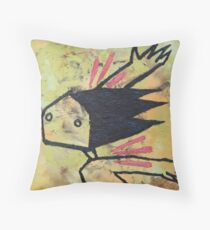 Flying Lessons II Throw Pillow