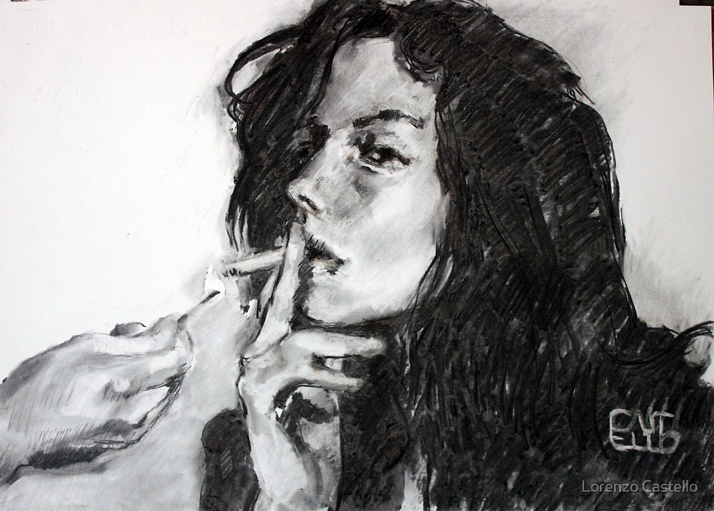 The smoker by Lorenzo Castello
