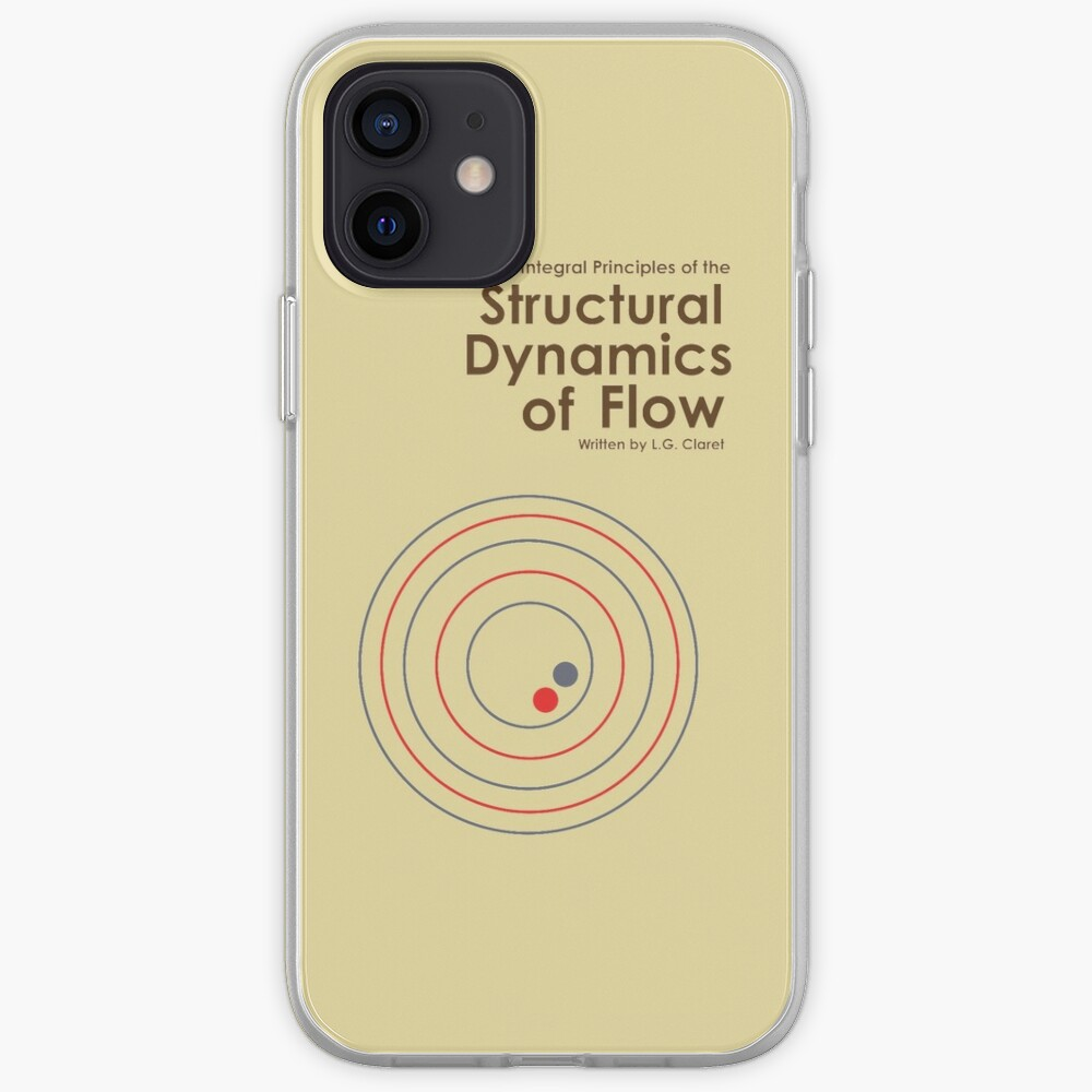 The Structural Dynamics of Flow iPhone Case & Cover