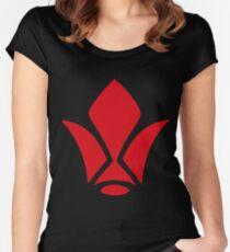 Tekkadan : Gundam Iron blooded orphans Women's Fitted Scoop T-Shirt