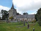 Church of St Curig , Llangurig  by Yampimon