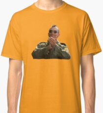 Taxi Driver - Applause Classic T-Shirt