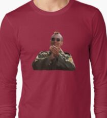 Taxi Driver - Applause Long Sleeve T-Shirt