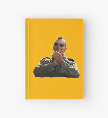 Taxi Driver - Aplausos Cuaderno de tapa dura