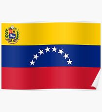 Venezuela - Standard Poster