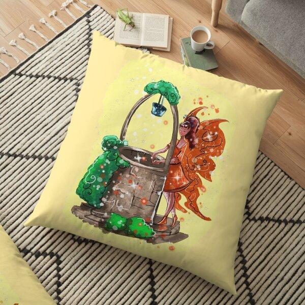 Wishitora The Wishing Well Fairy™ Floor Pillow