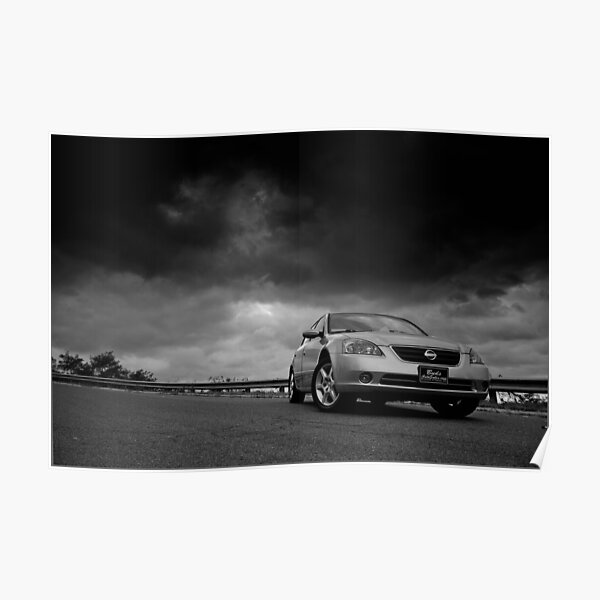 2003 Nissan Altima Poster