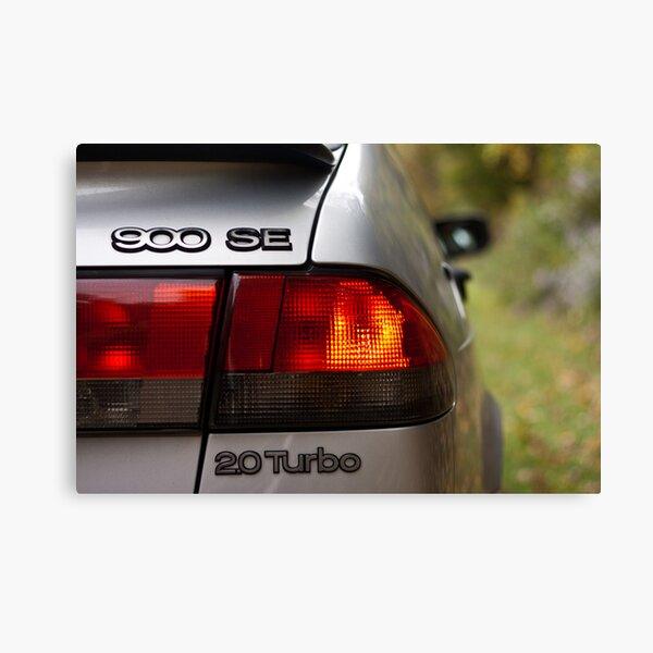 Saab 900 SE - 2.0T Canvas Print