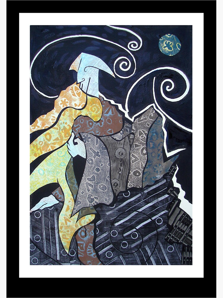 Mountain Shaman by Lillian-Trettin
