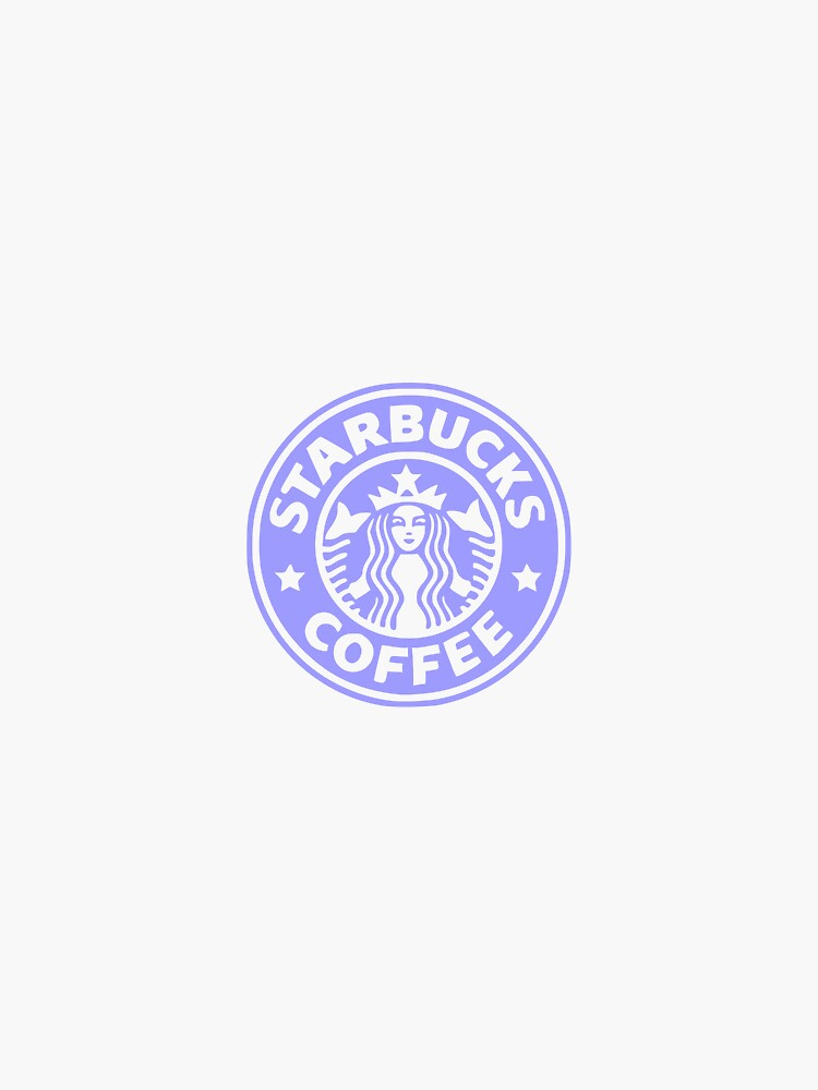 purple starbucks logo by Jsmoll