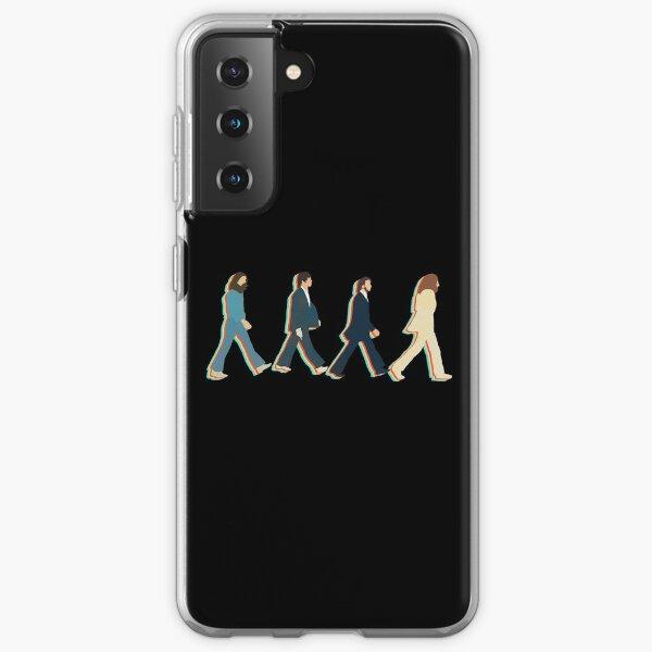 Abbey Road Funda blanda para Samsung Galaxy