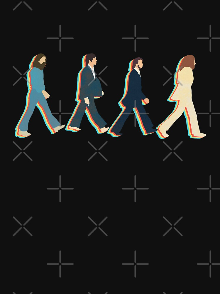 abbey road by ausketches