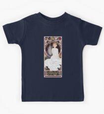 Kindliche Kaiserin Nouveau - unendliche Geschichte Kinder T-Shirt