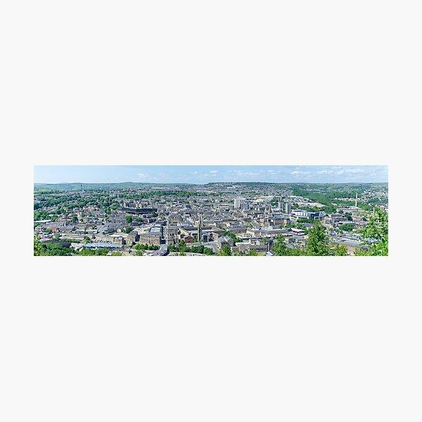 Halifax, West Yorkshire Photographic Print