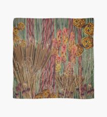 """Fall Cattails and Bamboo""© Scarf"