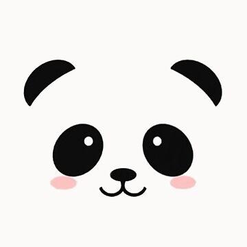 Panda by keroquesilva