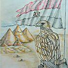 freedom of egypt by thuraya arts