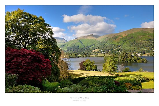 Grasmere, Cumbria by Andrew Roland