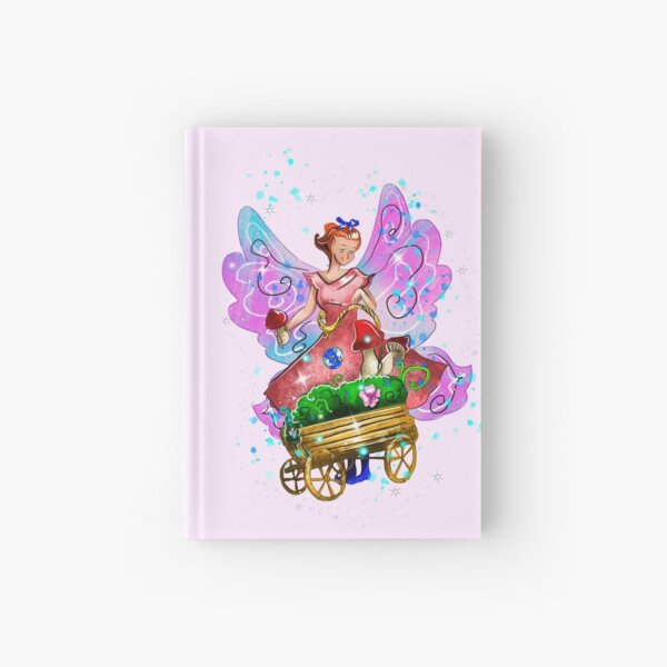 Wagonia The Wheelbarrows and Wagons Fairy™ Hardcover Journal