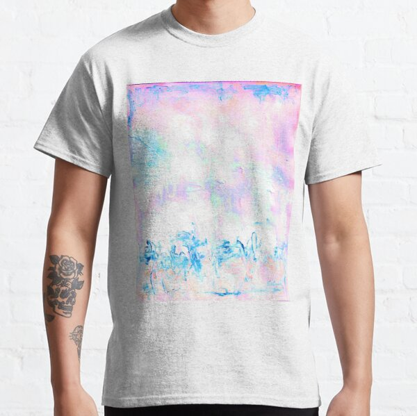 Abstract Painting Cotton Candy Store Classic T-Shirt