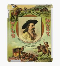 Buffalo Bill Wild West Show iPad Case/Skin