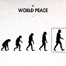 99 Steps of Progress - World peace by maentis