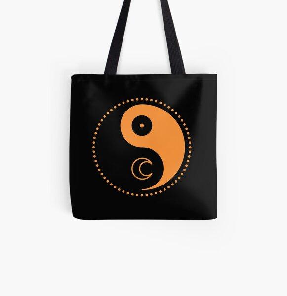 The Principle of Gender - Shee Symbol All Over Print Tote Bag